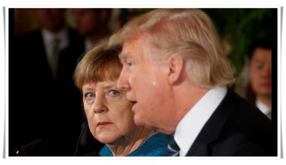 MerkelTrump