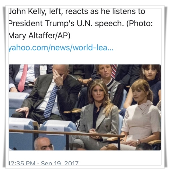 Kelly disbelief