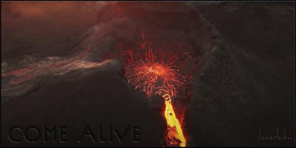 come alive magma art-1.2